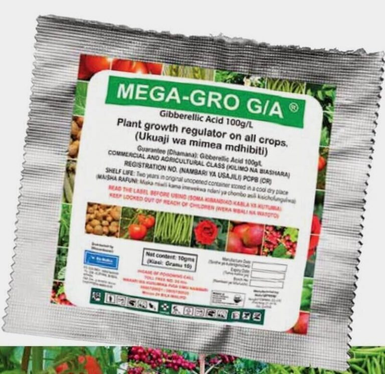 MEGA-GRO G/A ®